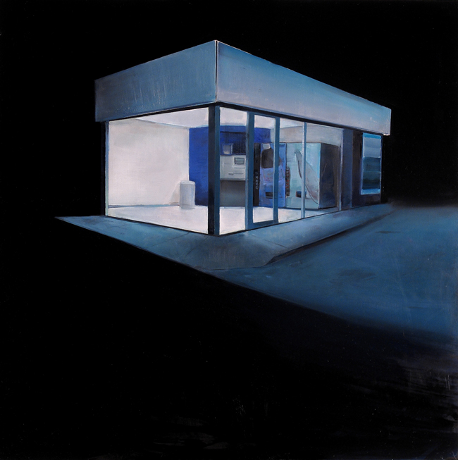 Trevor young Automated Convenience.46x46.2011